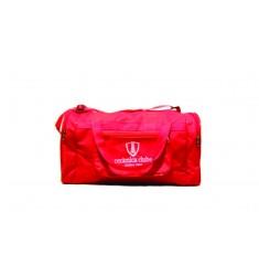 Bolsa de Viagem com 1 compartilhamento principal 2 bolsos laterais e 1 bolso frontal