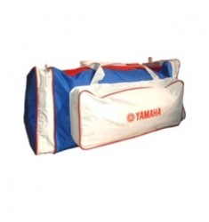 Bolsa de Viagem com 2 bolsos laterais 1 bolso frontal grande e 1 bolso chapado