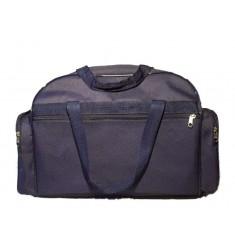 Bolsa com 2 bolsos laterais e 1 bolso frontal